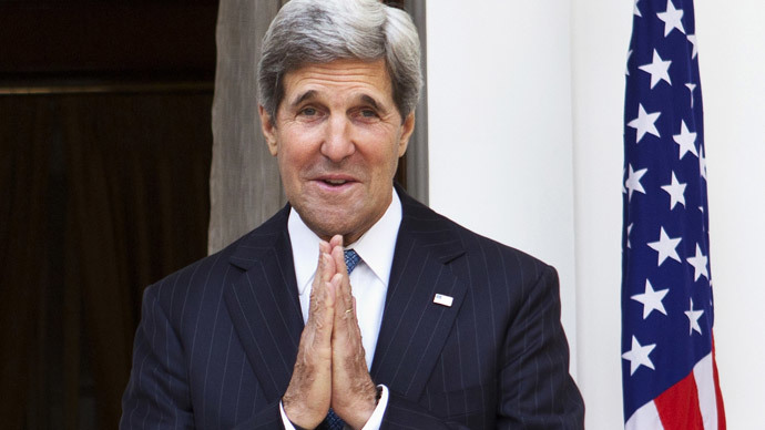 John Kerry.(AFP Photo / Jacquelyn Martin )