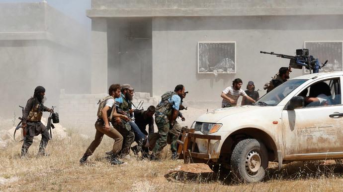 Reuters / Badi Khlif