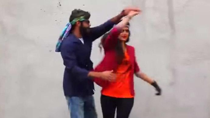 Still from YouTube video/Persian Sky