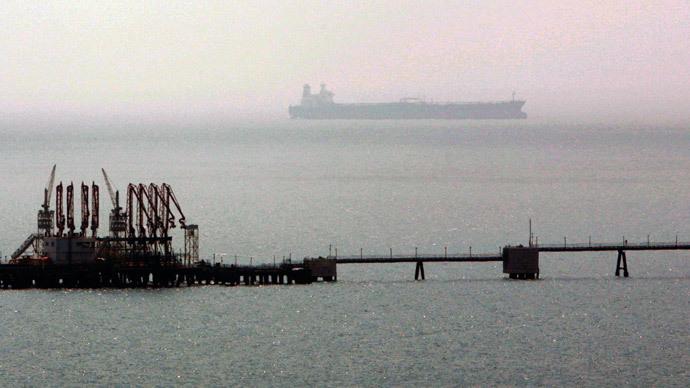 Ceyhan crude oil terminal near Turkey's southern coastal city of Adana (Reuters / Fatih Saribas)