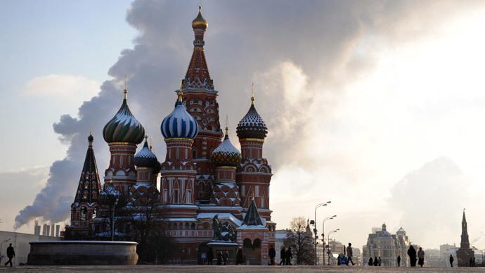 AFP Photo / Dmitry Kostyukov
