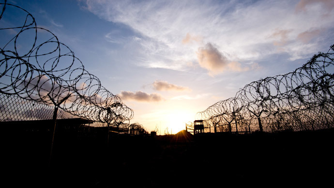 Guantanamo Bay.(AFP Photo / Mladen Antonov)