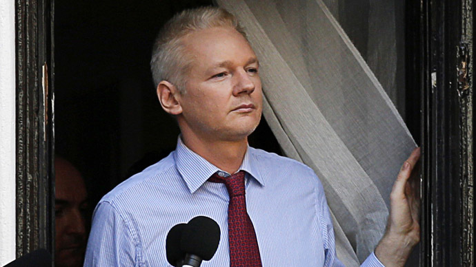Wikileaks founder Julian Assange (Reuters/Chris Helgren)