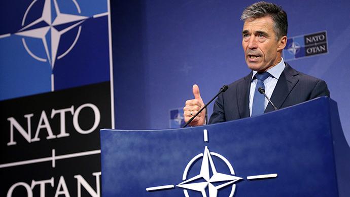 NATO Secretary General Anders Fogh Rasmussen (Reuters / Francois Lenoir)