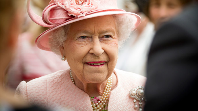 Britain's Queen Elizabeth (Reuters / Liam McBurney / Pool)