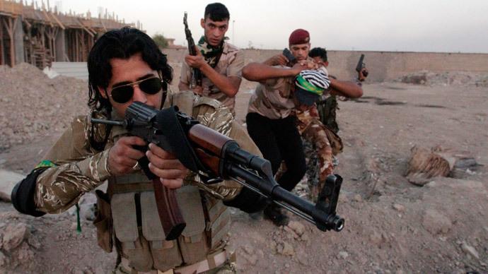 Reuters / Essam Al-Sudani