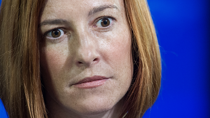 Jen Psaki Is Actually Getting A Promotion, If You Can Believe It