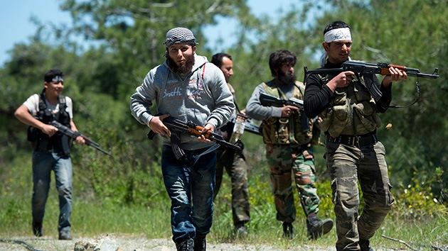 El Ejército sirio retoma el paso fronterizo con Israel en los Altos del Golán