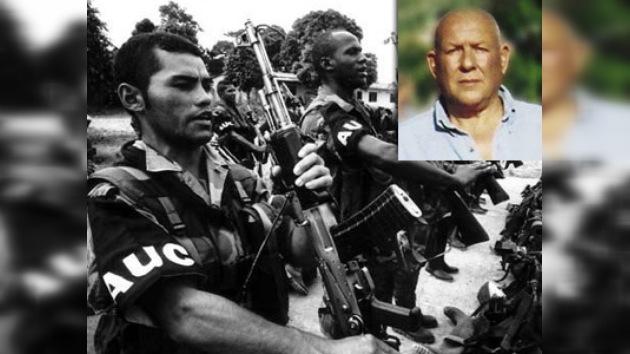 """Yair Klein, padre de los """"escuadrones de la muerte"""" colombianos"""