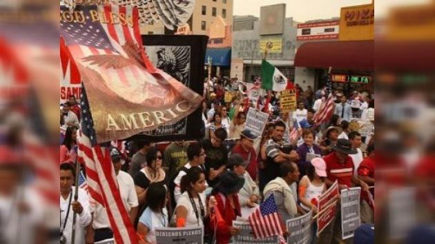 La inmigración en EE.UU. baja por la recesión y las políticas inmigratorias