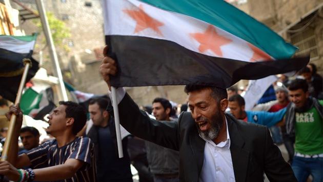 Campaña de imagen: los rebeldes sirios contratan a un ex diplomático británico