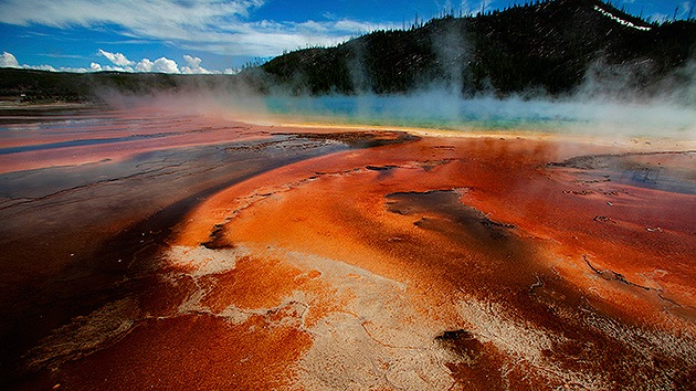 """La ciencia 'sofoca' los rumores de erupción en Yellowstone: """"No la veremos en la vida"""""""