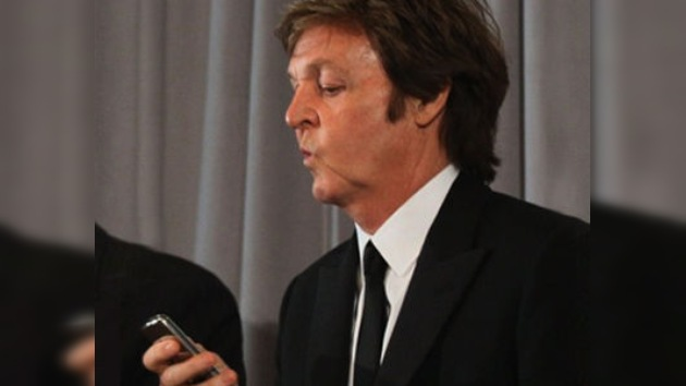 Paul McCartney sostiene que fue víctima de los espionajes telefónicos