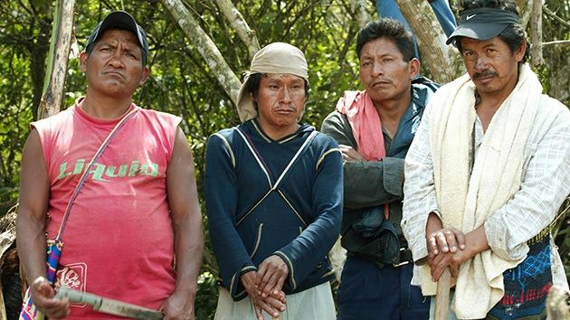 Indígenas colombianos juzgarán a siete guerrilleros de las FARC