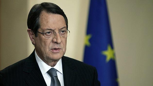 """""""Chipre no abandonará el euro"""""""