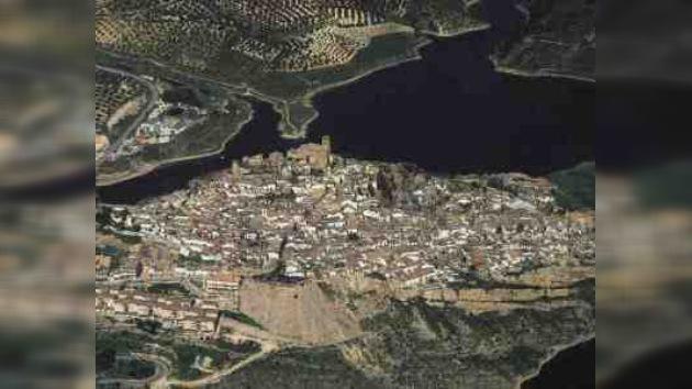 Las fuertes lluvias en España dejan al descubierto una necrópolis romana