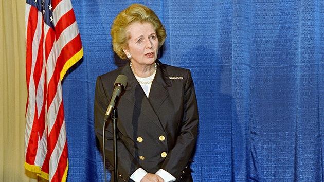 WikiLeaks revela cables sobre lo que EE.UU. pensaba de Margaret Thatcher