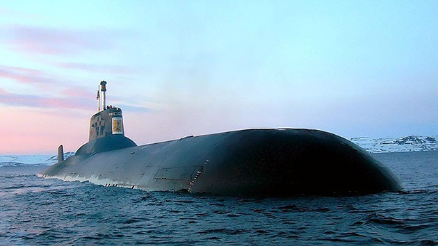 Akula, el submarino nuclear ruso más grande del mundo, inquieta a EE.UU.
