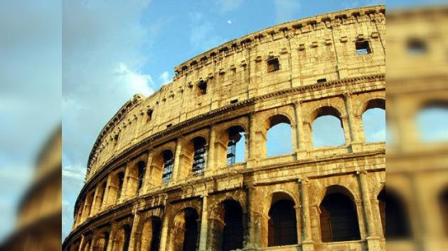 Empieza la restauración del Coliseo y otros monumentos de Roma