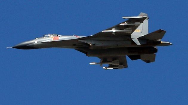 China envía aviones de vigilancia a su Zona de Identificación de Defensa Aérea
