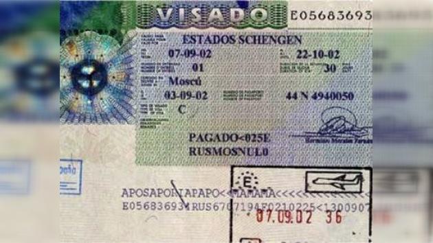 El sector turístico español demanda la supresión de visados para los rusos