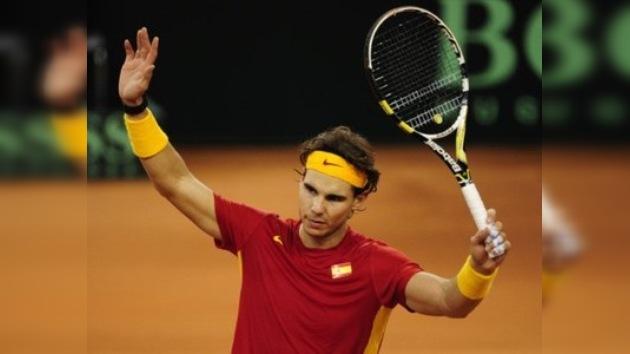 Olimpiadas matan Copa Davis: la 'armada española' no defenderá su título en el 2012