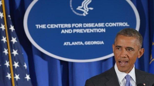 """Obama: """"El virus del Ébola está saliendo de control"""""""