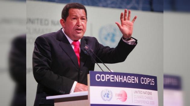 Chávez: en Copenhague comenzó la batalla para la salvación del planeta