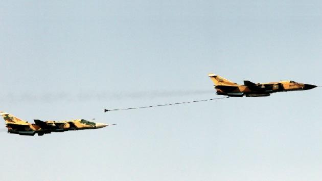 Irán retira sus aviones de la isla en disputa con los Emiratos Árabes Unidos