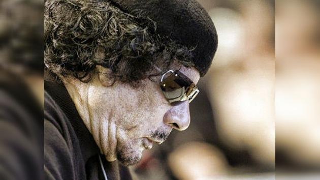 ¿Cómo murió Muammar Gaddafi?