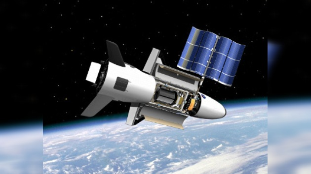 EE. UU. lanza la primera nave espacial militar