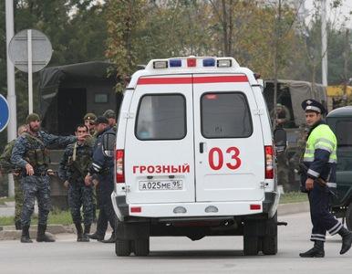 Al menos tres muertos en un atentado terrorista en el Parlamento checheno