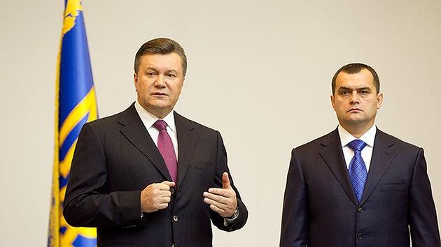 La Fiscalía ucraniana emite una orden de búsqueda y captura internacional contra Yanukóvich