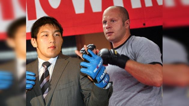 Yemeliánenko se medirá ante el campeón olímpico japonés Satoshi Ishii