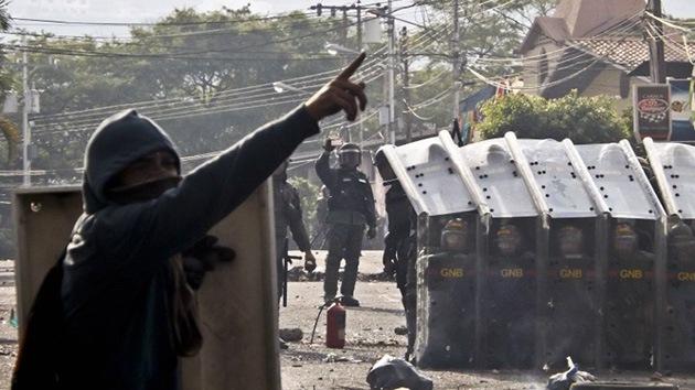 """Rusia considera """"inaceptable"""" la intromisión desde el exterior en los asuntos de Venezuela"""
