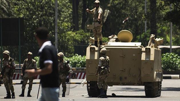 Tiroteo frente a la oficina de RT en El Cairo