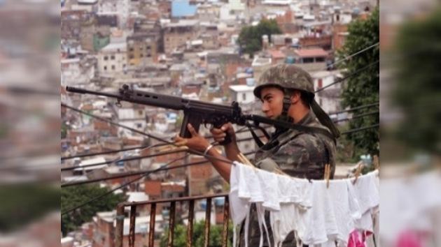 Un niño de 11 años muere por una bala perdida en Río