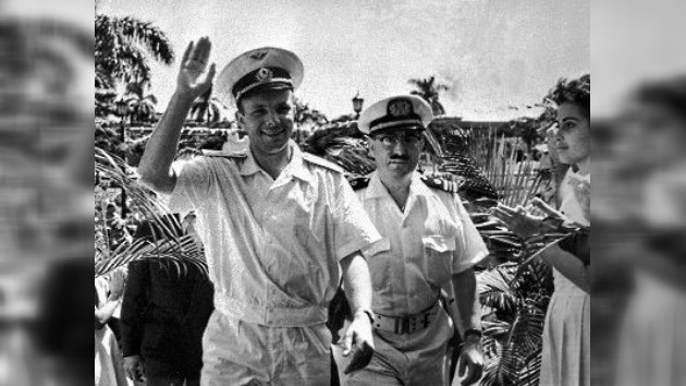 Yuri Gagarin regresa a América Latina 50 años después
