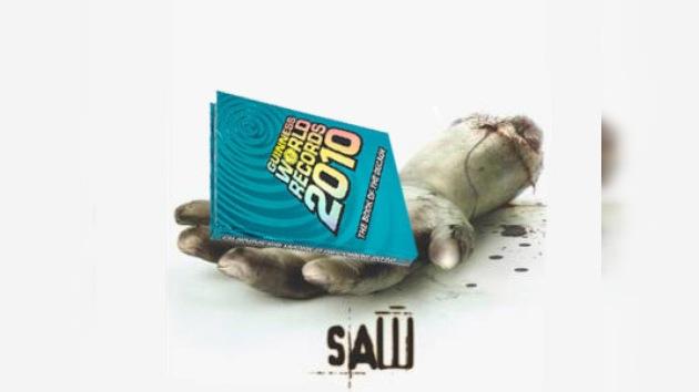"""Películas """"Saw"""" entraron en el Libro Guinness de los Récords"""