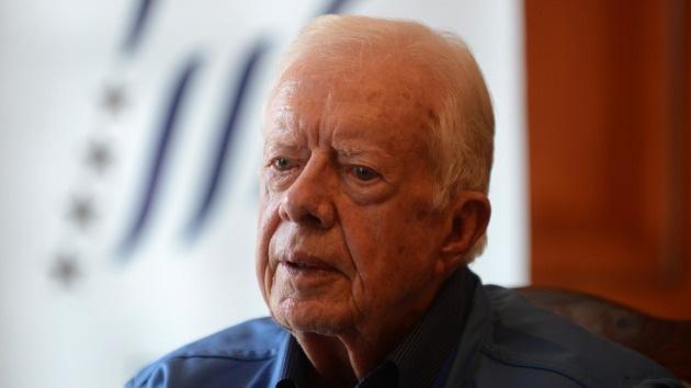 """Jimmy Carter: """"EE.UU. es uno de los mayores culpables de la esclavitud moderna"""""""