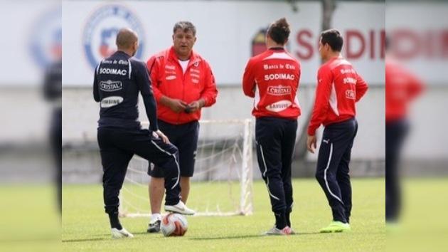 Expulsan a cinco jugadores de la selección chilena por indisciplina