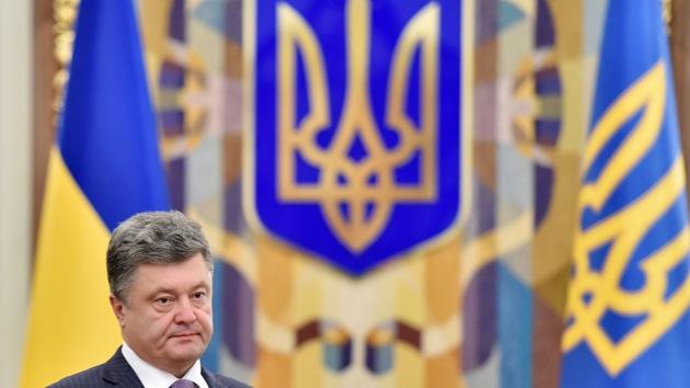 Poroshenko quiere que Ucrania sea para EE.UU. un aliado tan importante como Israel