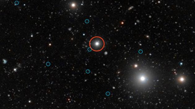 Científicos observan por primera vez galaxias oscuras
