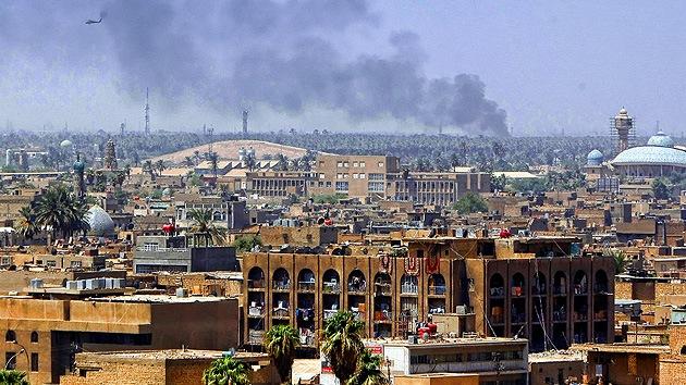 Fuertes explosiones sacuden Bagdad