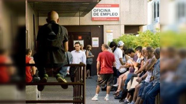 La España malparada: un quinto de la población está en el paro