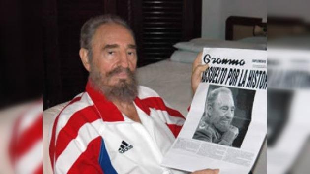 Sitio digital oficial cubano promueve Premio Nobel de Paz para Fidel Castro