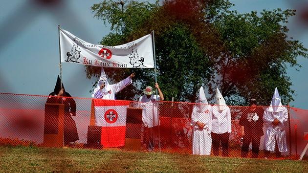 El Ku Klux Klan afirma que soldados de EE.UU. les entrenarán para la próxima guerra racial