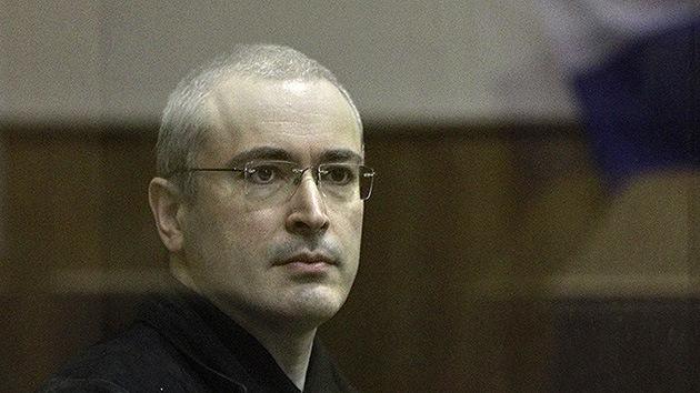 """Experto: """"Jodorkovski se meterá en política"""""""