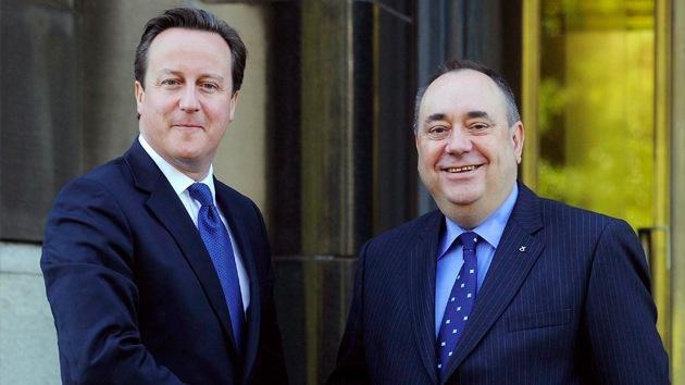Aprobado el referendo sobre la independencia de Escocia