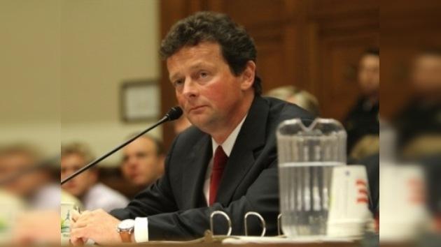 BP negó renuncia de su presidente ejecutivo